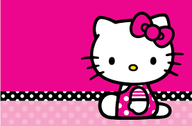 a Hello Kitty