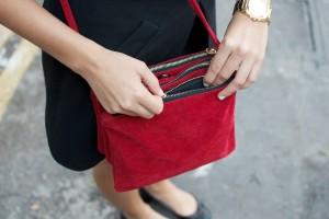 Praktikus Avon táska